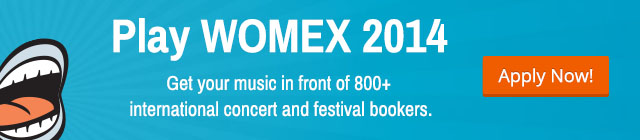 Play WOMEX 2014