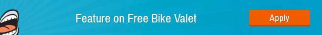 Feature on Free Bike Valet