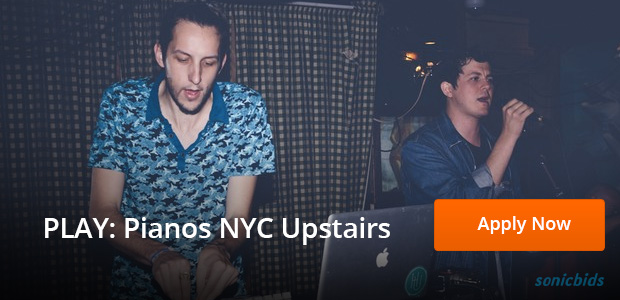 Play Pianos in NYC