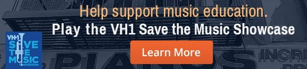 Play VH1 Save the Music Showcase