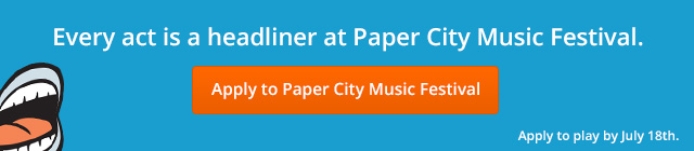Play Paper City Music Festival