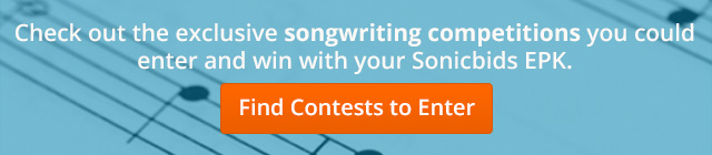 Find Song Contests to Enter