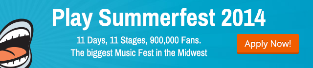 How to perform at Summerfest