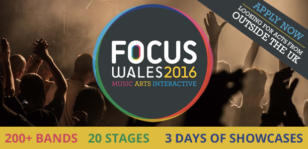 Apply to Focus Wales