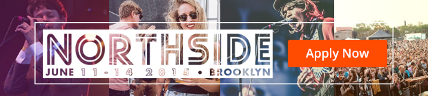 Apply Now to Northside Festival in Brooklyn
