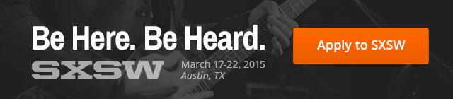 Play SXSW 2015