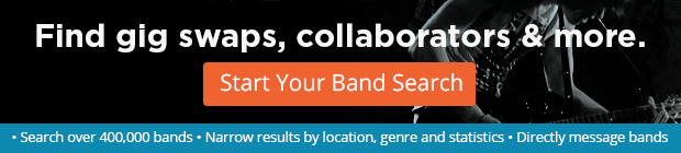 Start Your Band Search