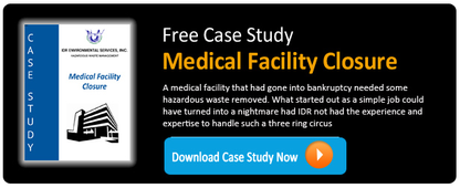 IDR Case Study - Medical Facility Closure