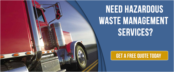 Hazardous Waste Management Services