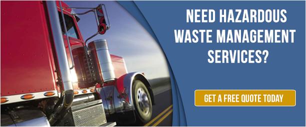 Hazardous Waste Management Services