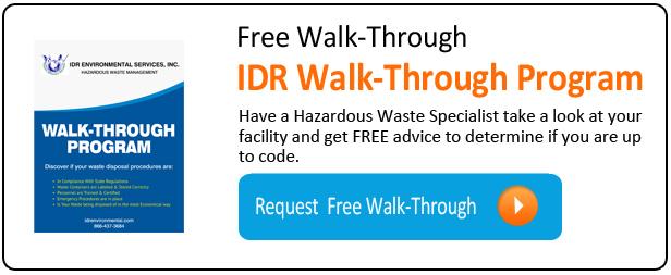 IDR Free Walk-Through