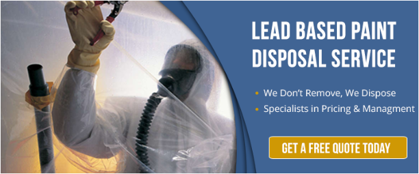 Lead Based Paint Disposal