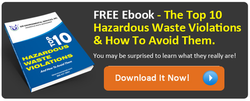 Top Ten Hazardous Waste Violations & How To Avoid Them