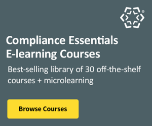 Compliance Essentials E-learning Courses