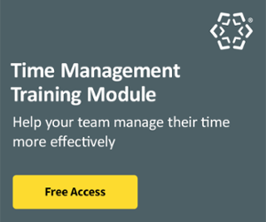 Time Management Training Module