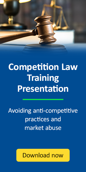 Competition Law Training Presentation
