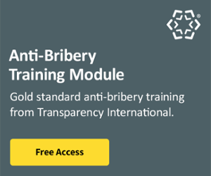 Anti-Bribery E-learning Module