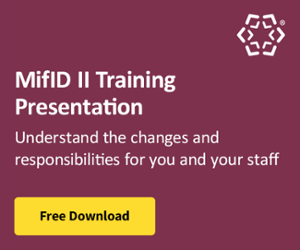 MiFID II Training Presentation