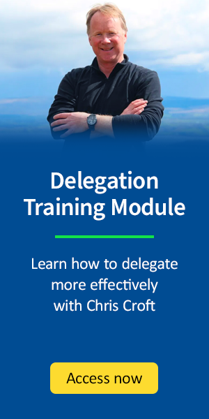 Free Delegation Training Module