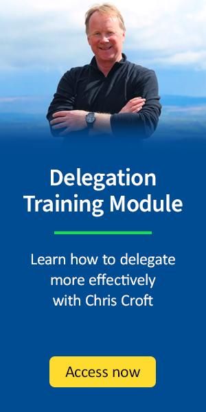 Free Delegation Training Module