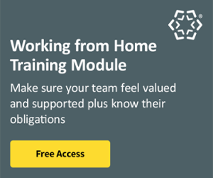 Working from Home Training Module