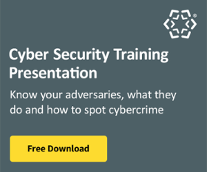 Cyber Security Training Presentation
