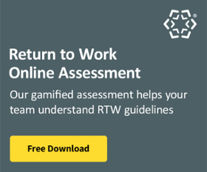 Return to Work Online Assessment