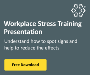 Workplace Stress Training Presentation