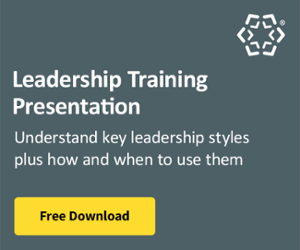 Leadership Training Presentation