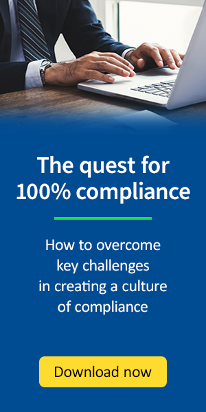 The Quest for 100% Compliance eBook