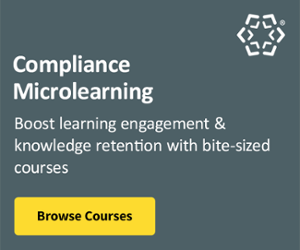 Compliance Microlearning Course Library