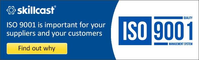 Skillcast ISO 9001