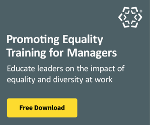 Promoting Equality Training for Managers
