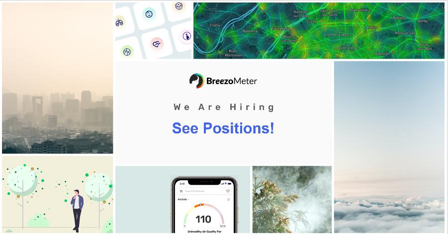 BreezoMeter Careers