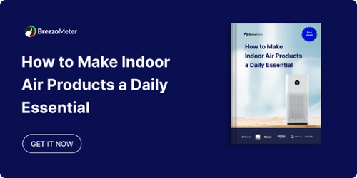 Indoor air quality guide
