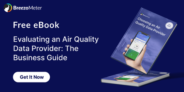 Guide to Evaluating Air Quality Data Provider