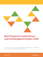 LMS Implementation Best Practices