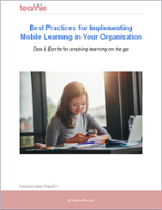 Download Report on Mobile Learning