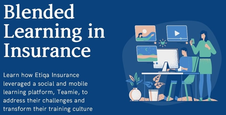 Blended Learning in Insurance