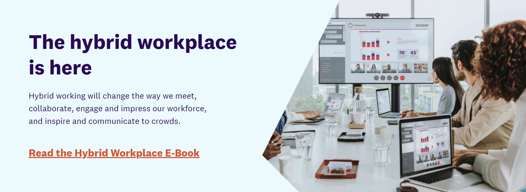Hybrid Workplace E-Book