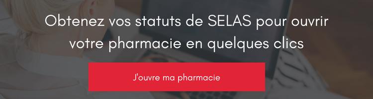ouvrir pharmacie