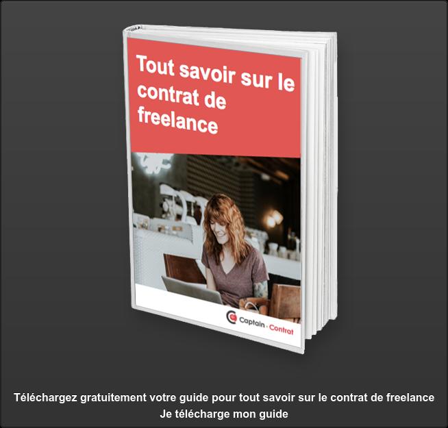 Téléchargez gratuitement votre guide pour tout savoir sur le contrat de  freelance Je télécharge mon guide