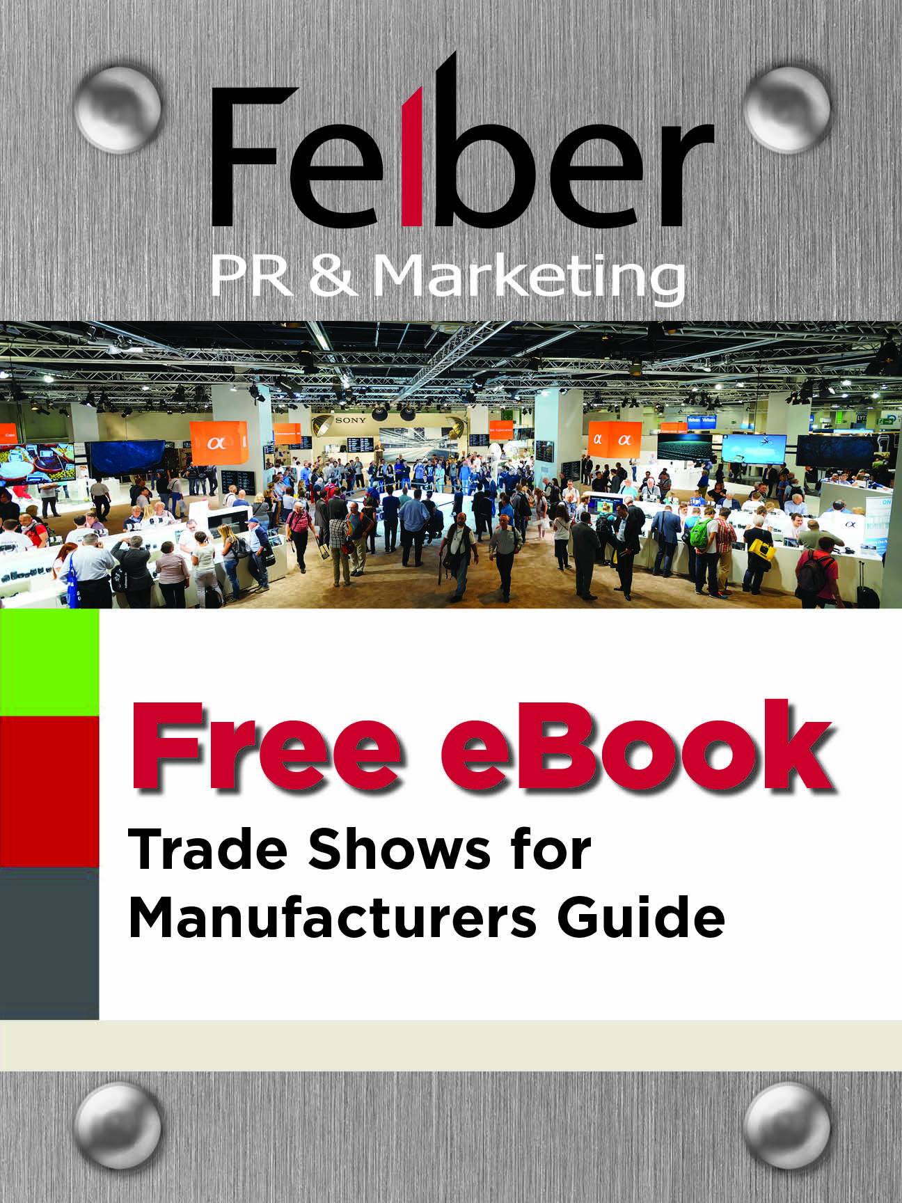Download Your Free Trade Shows For Manufacturers eBook