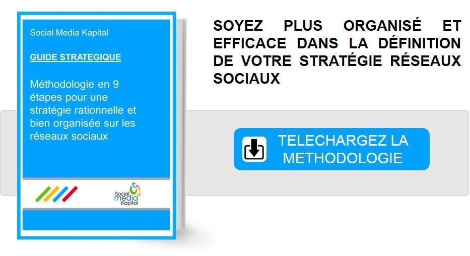 guide strategie réseaux sociaux en 9 étapes
