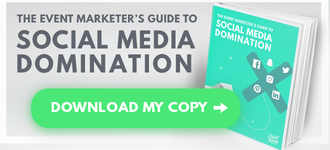 The Event Marketer's Guide to Social Media Domination | Download Now –>