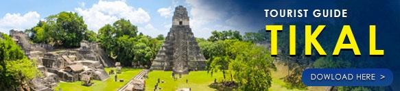 Tikal Guatemala TAG Airlines