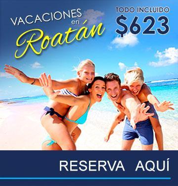 Vacaciones en Roatan