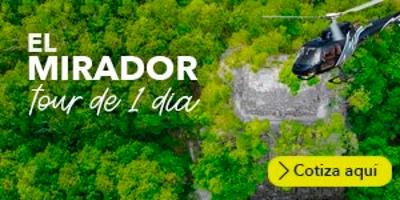 TOUR A  EL MIRADOR ¡COMPRA YA!