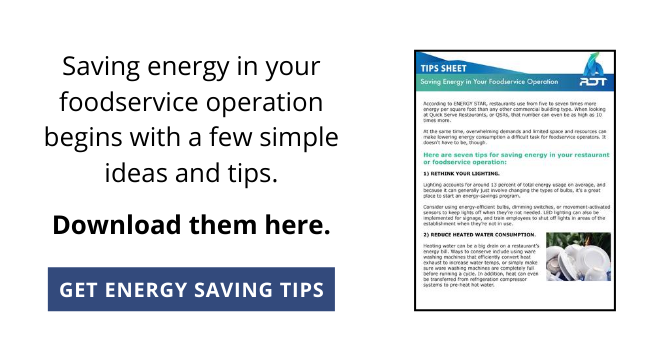Energy Saving Tips Sheet