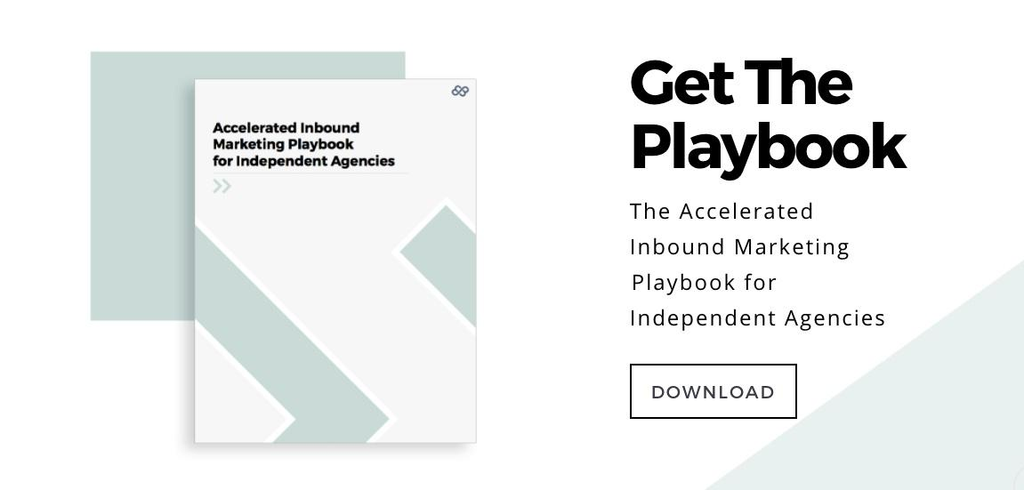 accelerated inbound marketing playbook